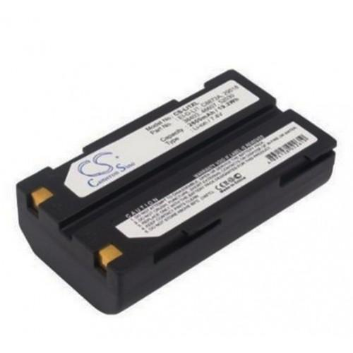 2600mAh Battery For Trimble 29518, MCR-1821J, R7, R7 Receiver, R8, R8 Receiver - CS-LI1XL (BIN-CS-702) - bbmbattery