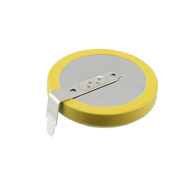 CR-2450/H1AN 3V Non-Rechargeable (Primary) Lithium Battery - Coin Cell with Tabs | bbmbattery.com