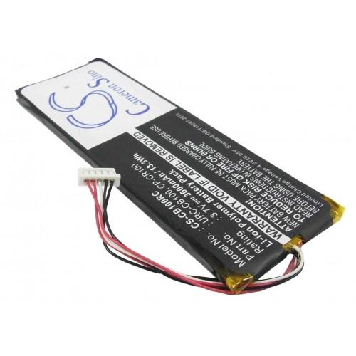 Controller Cb100 Sonos 3600mAh/13.3Wh Replacement Battery | bbmbattery.com