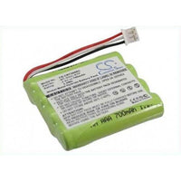 Mt-500c Crestron 700mAh Replacement Battery