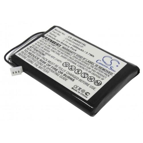 Dmr-1 Espn 1000mAh Replacement Battery | bbmbattery.com