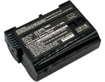 7.0V/1600mAh Battery for NIKON Coolpix D7000, Digital SLR D800 and many more... | bbmbattery.com