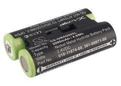 CS-GMA600SL Battery for GARMIN 010-11874-00