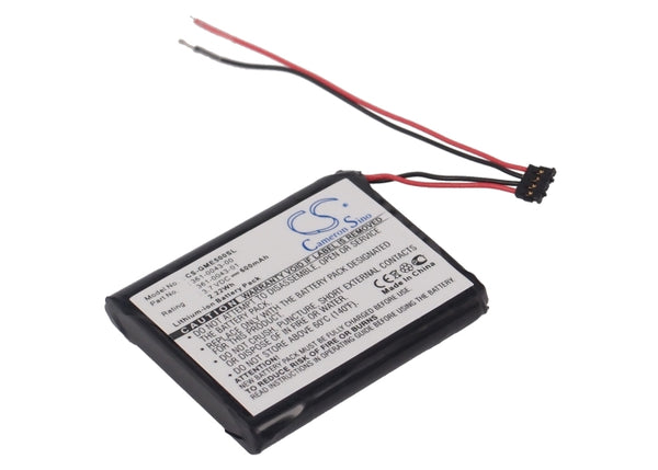 Garmin 361-00043-00, 361-00043-01, 361-0043-00, 361-0043-01 Battery for Edge, 010-0162-02
