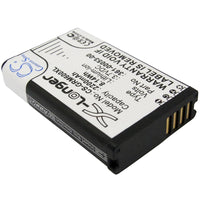 Upgraded GPS Battery for GARMIN Montana 600, 600T, 650, 650T - 361-00053-00, 010-11599-00 and more | bbmbattery