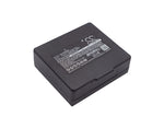 Hetronic 68300600, 68300900, 900, HE900, Komatsu Battery for Remote Control Transmitters