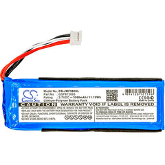 JBL Flip 3 Battery Replacement for Portable Speaker - BBM Battery
