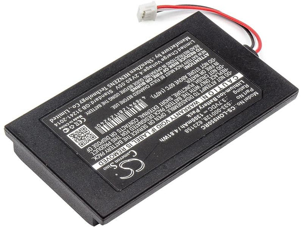 Battery for Logitech 533-000128 623158, Fits Logitech Harmony 950,915-000260 | bbmbattery.com
