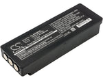 2000Mah/14.40wh Replacement battery for Scanreco 590,592,960 and many more... | bbmbattery.com