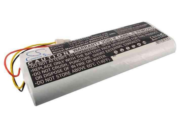 Samsung Vacuum Replacement battery for DJ96-00113A, SAM14.49B, EBVB-158