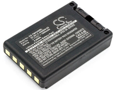 CS-TMX200BL Battery for TELERADIO TG-TXMNL
