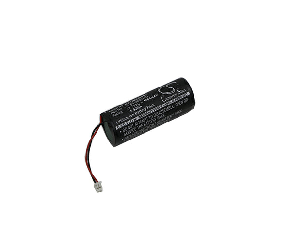 CS-UMS380BL 3.7V/1600Mah Battery for UNITECH, MS380, MS380-CUPBGC-SG | bbmbattery.com