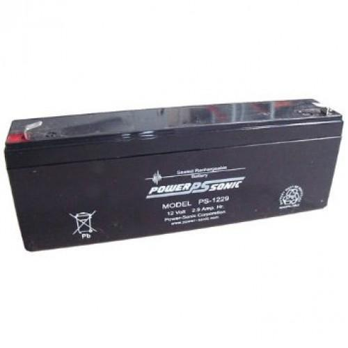 Power-Sonic PS-1229 Sealed Lead Acid Battery | bbmbattery.com