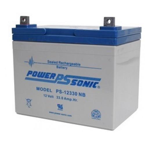 POWER-SONIC PS-12330 SEALED LEAD ACID BATTERY
