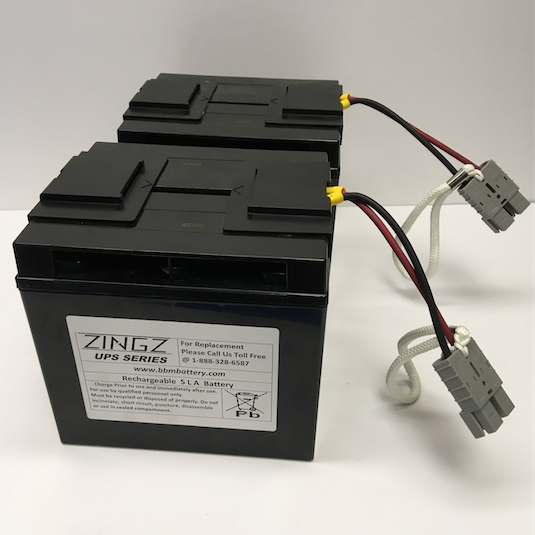 Tripp Lite RBC11A - ZINGZ Replacement Battery Packs for UPS Systems | bbmbattery.com