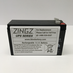 APC RBC154 - ZINGZ Replacement Battery Pack for APC UPS Systems | bbmbattery.com