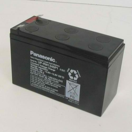 Genuine Panasonic UPVW1245P1 Sealed Lead Acid Battery | bbmbattery.com