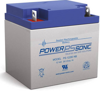 Powersonic PS-12280 Sealed Lead Acid Battery