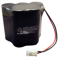 Lithonia ELB0608N Battery Replacement for Emergency Lights