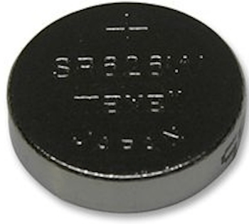 376, SR626W Maxell Battery