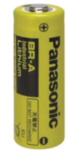 Panasonic BR-A, BRABN Battery