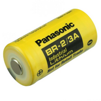 BR2/3A Panasonic Lithium Battery