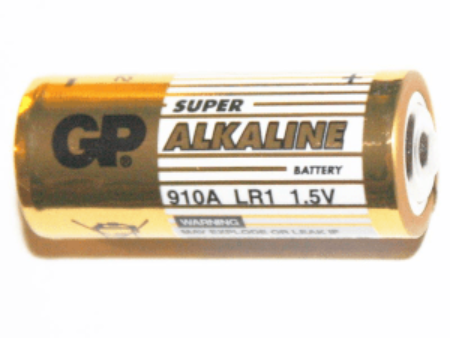 910A N Cell Alkaline Battery