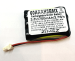 GE TL26401, GP 35AAAK3BMX, 60AAAH3BMX Replacement Battery for Cordless Phones | bbmbattery.com