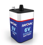 Rayovac 806C Lantern Battery with Spring Terminals