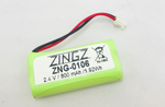 ZNG-0106 2.4V/800Mah Battery for AT&T, CLARITY, DETEWE, GE | bbmbattery.com