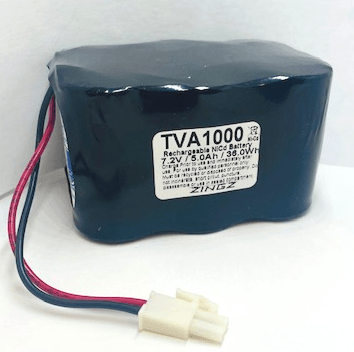 Thermo Scientific CR012LZ Battery Replacement for -Toxic Vapor Analyzer TVA1000