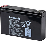 Panasonic LC-R067R2P Sealed Lead Acid Battery