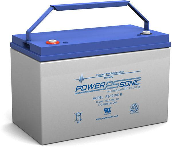 Powersonic  PS-121100 Sealed Lead Acid Battery