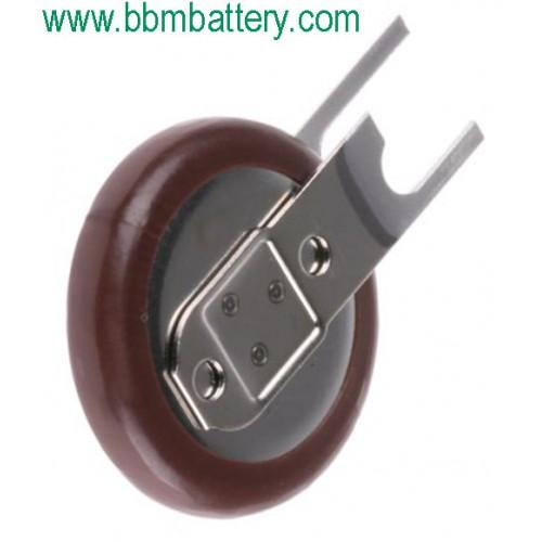Panasonic VL-1220/VCN Rechargeable Coin Cell battery 3V/7mAh | bbmbattery.com