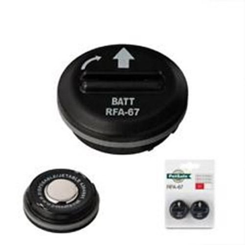 PetSafe Dog Fence Batteries for RFA-67D-11 and Others -Pack of 2 Batteries