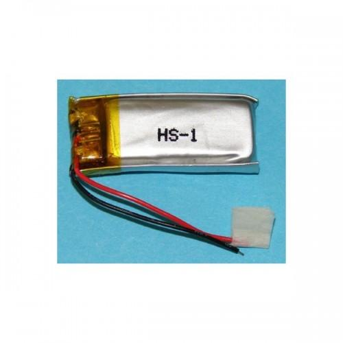Global 3.7 Volt Li-Polymer Battery for Global PBH-8W HEADSET