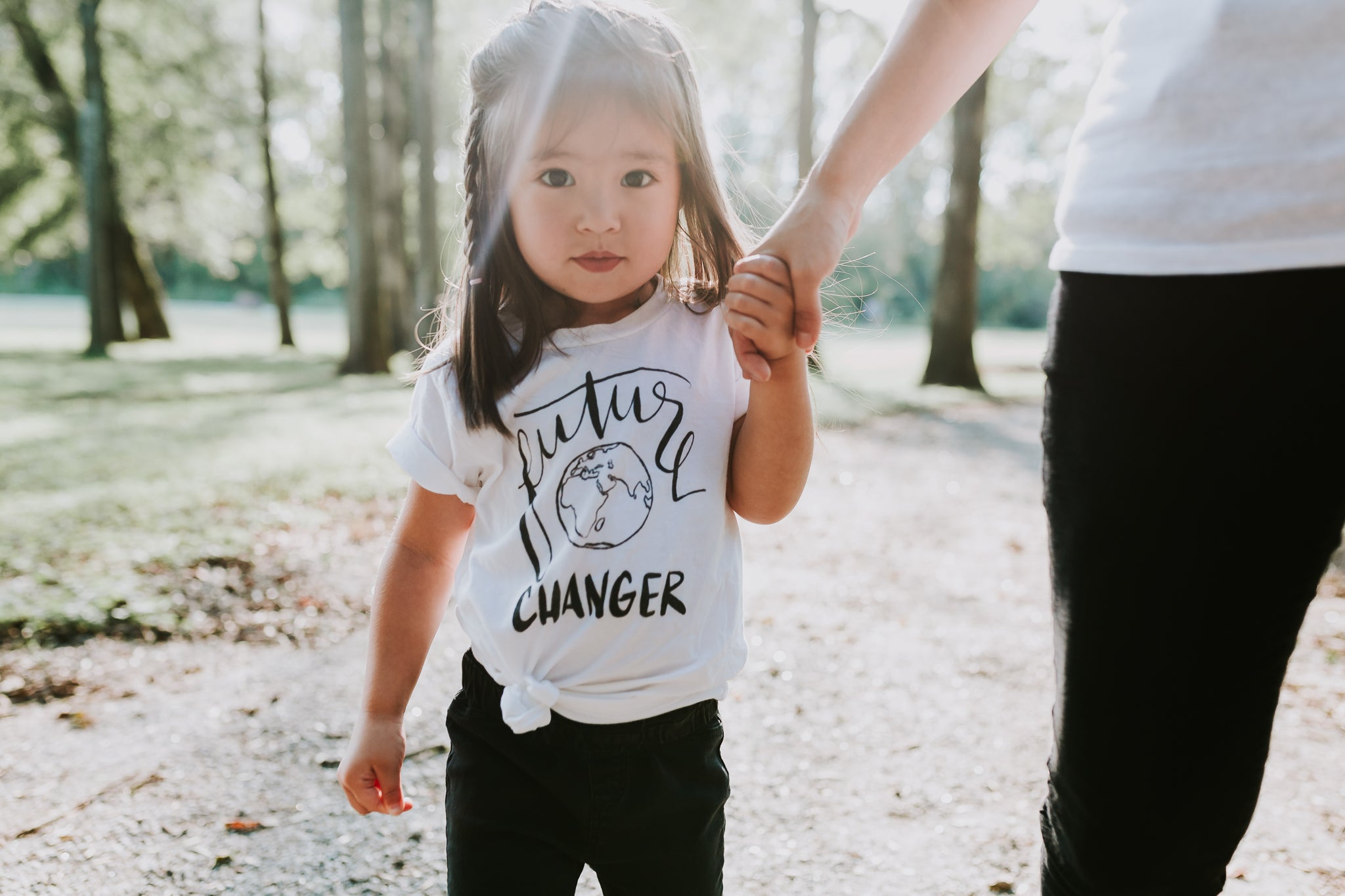 Future World Changer Toddler Organic Tee