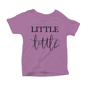 Little Little Organic Triblend Infant Short Sleeve Tee