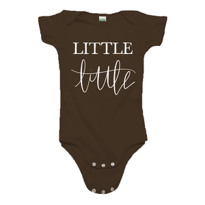 Little Little Organic Cotton Onesie