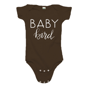Baby Bird Organic Cotton Onesie