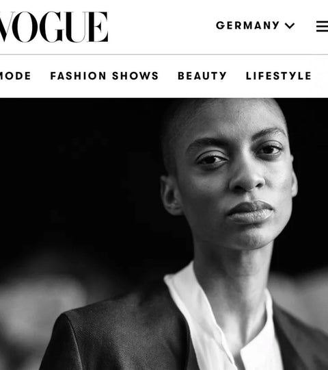 Thank you, VOGUE Germany!