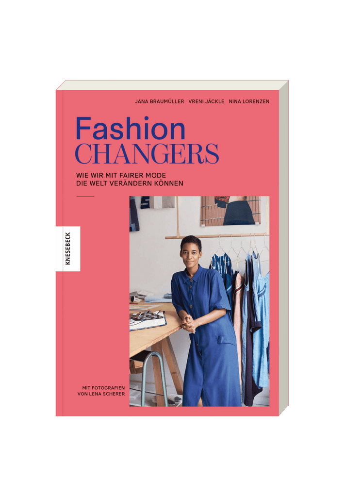 fashionchangers Buch sustainable fashion