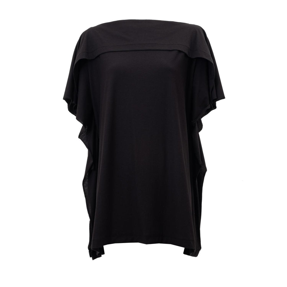 versatile top made of organic cotton by Natascha von Hirschhausen fashion design made in Berlin