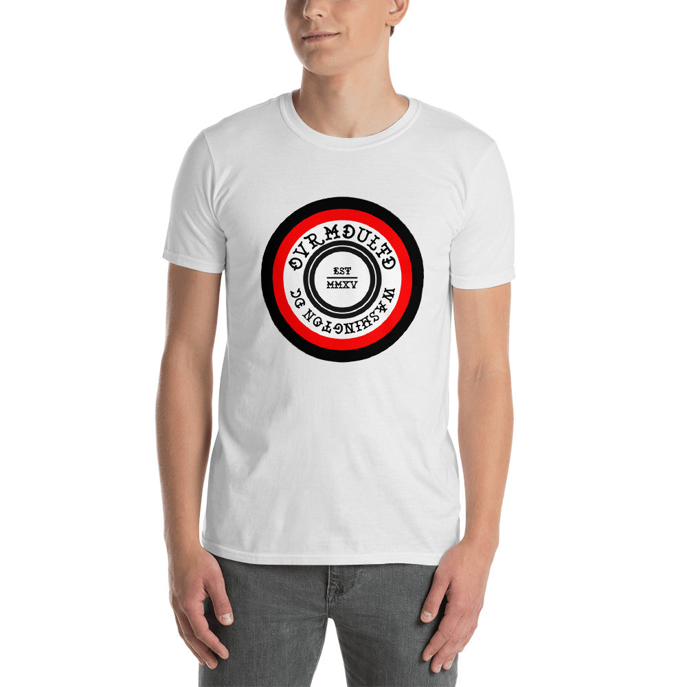 Circle Pit tee - Overmodulated