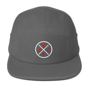 DCHC 5-Panel Cap - Overmodulated