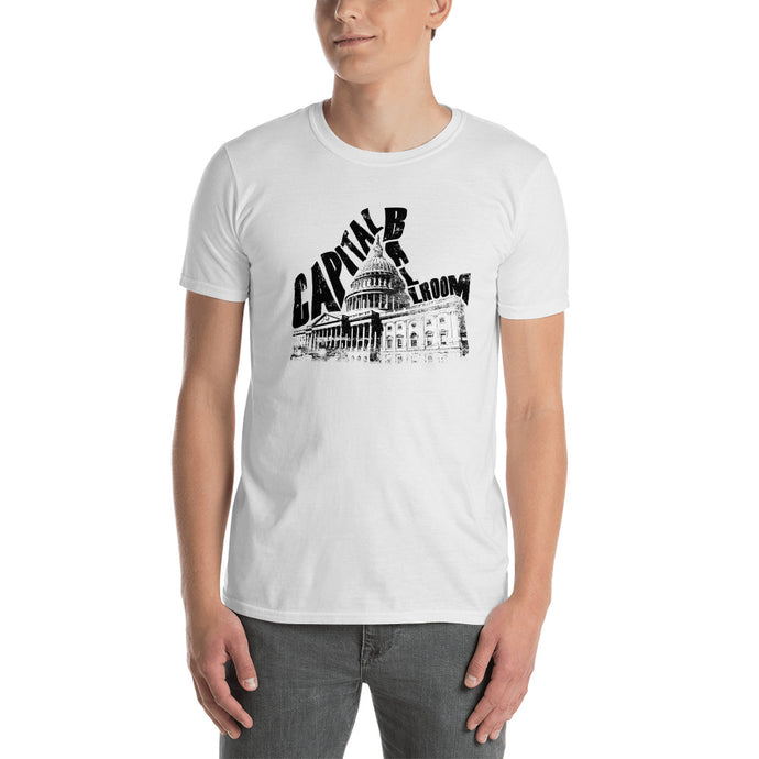 Capital Ballroom tee - Overmodulated
