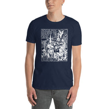 Black Market Baby Gig Poster tee - Overmodulated