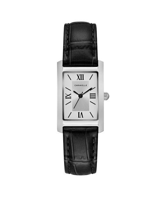 Caravelle by Bulova Women's Classic Leather Watch