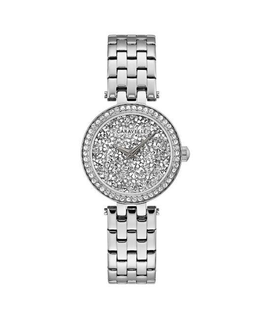 Caravelle by Bulova Women's Crystal Watch