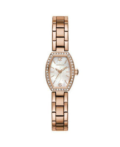 Caravelle by Bulova Women's Crystal Stainless Steel Watch